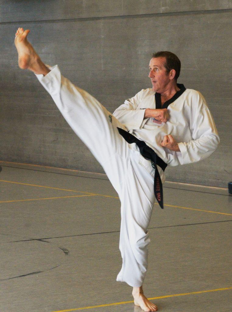 Markus Koch - Tag des offenen Trainings 2017